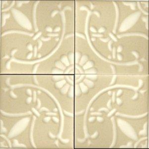 porcelain-catalina-tile-san-miguel-crema-medallion-flor